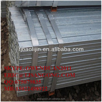 ASTM A671 Hot dipped galvanized tube/ GI tube