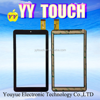 China tablet pc touch for Majestic TAB-286 HD 3G screen digitizer