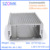 extruded aluminum profile industrial enclosure led power supply enclosure