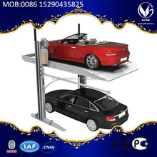 space saving Central Parking System Car Lift