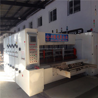 auto printing slotting die-cutter