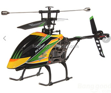 RC helicopter V912BL WLtoys V912 Brushless Sky Dancer Single Blades RC Helicopter With Gyro RTF