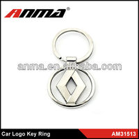 ANMA popular car crafts key chains car key ring