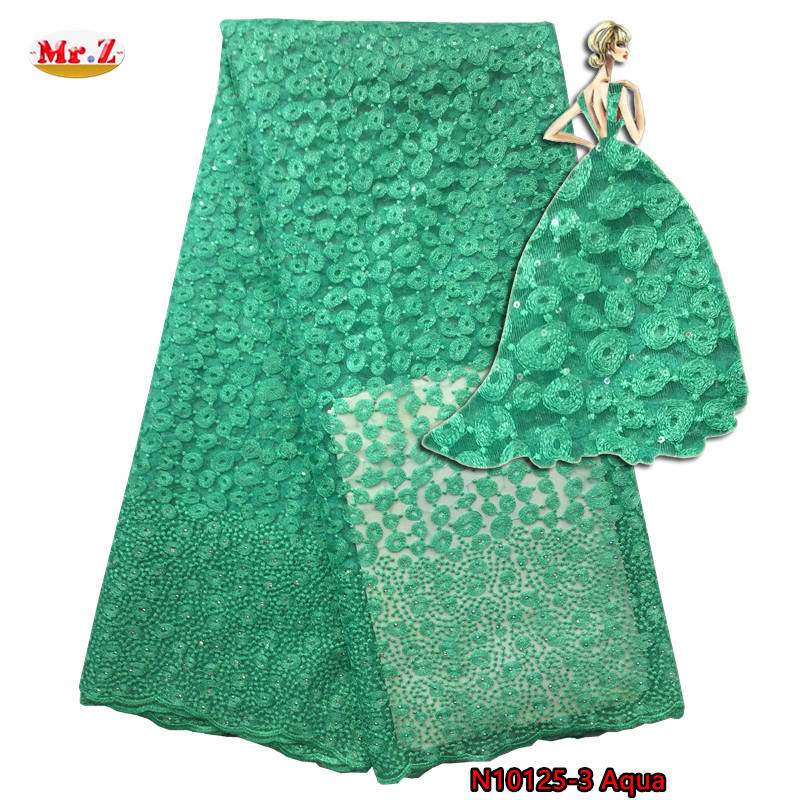 Mr.Z Alibaba Express African Lace Fabric