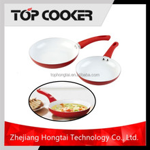 Aluminium Press Ceramic Coating air cooker frying pan as seen on tv