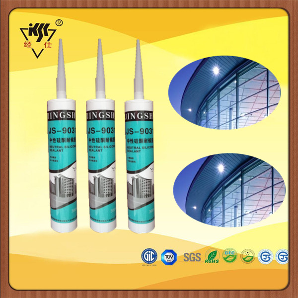Neutral Silicones And Glass Stone Aluminum Panel Curtain Wall Silicone Sealant
