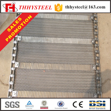 wholesale web ss304 stainless steel 1x1 welded wire braided mesh price per kg