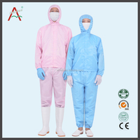 2014New Anti static coats and trousers antistatic clothing