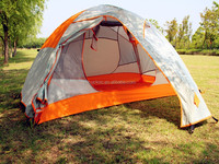 inflatable camping tent with beauftiful color