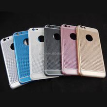 High Quality Clear Mesh Tech 21 Soft PU Protector Cover Case For iPhone 5 5s For iPhone 6 Plus 4.7 5.5 Inch