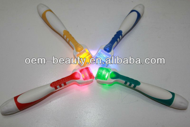 All kinds of colors High-quality MTS derma roller Mi-roll L001