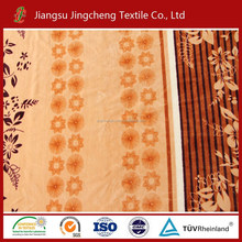 2015 hot sale cheap fleece bangladesh fabric flannel fleece fabric yard for wholesale blanket JC04225