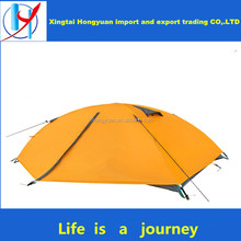 HOT selling nylon Four-season tent camping tent Waterproof carrying bag waterproof camp out ultraviolet-proof motorcycle tent
