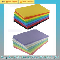 high quality 70gsm, 80gsm A4 A5 customized color offset printing paper sheet