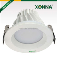 Bightness LED Ceiling Recessed Down Light with CE, RoHS