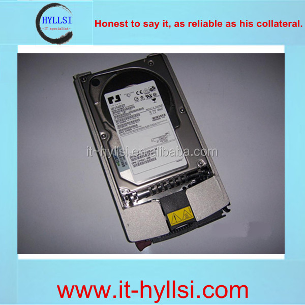 286714-B22 72.8 GB ULTRA320 SCSI 3.5-in 10K RPM Universal Hot Plug Hard Drive