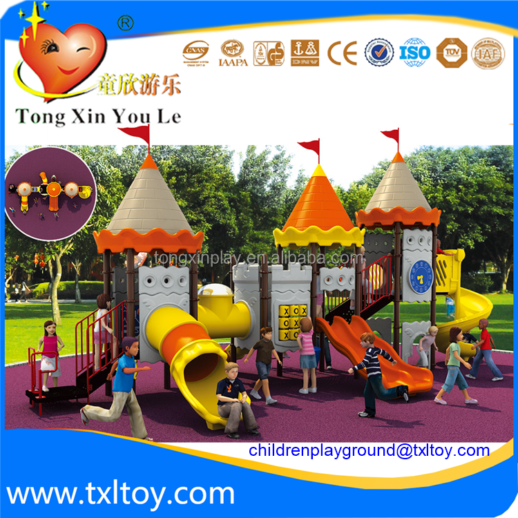 Factory Price Outdoor Playground Equipment With CE Certificate