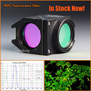 In Stock!! TRITC Fluorescence Microscope Filter Sets For Biological Research Filed