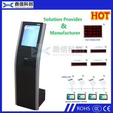Automatic Queue Ticket Kiosk Machine For Bank/Hospital/Clinic Queue Management System