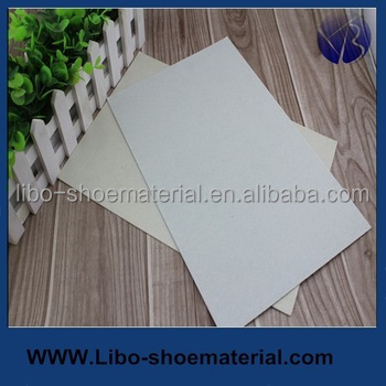 HOT material chemical sheet for high shoes