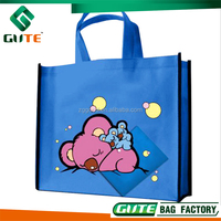 2015HOT sale pp non woven bag fashion shopping bag reusable hand bag
