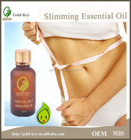 2015 Slimming Product: Magic Slimming Oil for Fat Burning