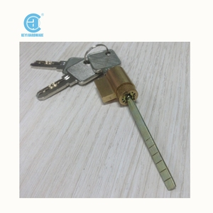 Key removable lock core, best small cylinder lock for safes