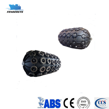 yokohama Pneumatic Galvanized Chain and Tire Rubber Fender made in China