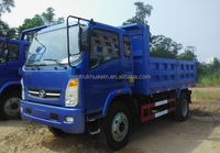 10 Ton Capacity SINOTRUK HOMAN 4x2 6 Wheel 2 Axles Dump Truck for myanmar