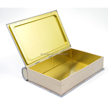 Promotional wholesale china custom CD/DVD tin box/CD tin case