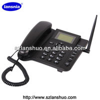 QUAD BAND 850/900/1800/1900MHz SIM CARD WIRELESS CORDLESS TELEPHONE MADE IN CHINA