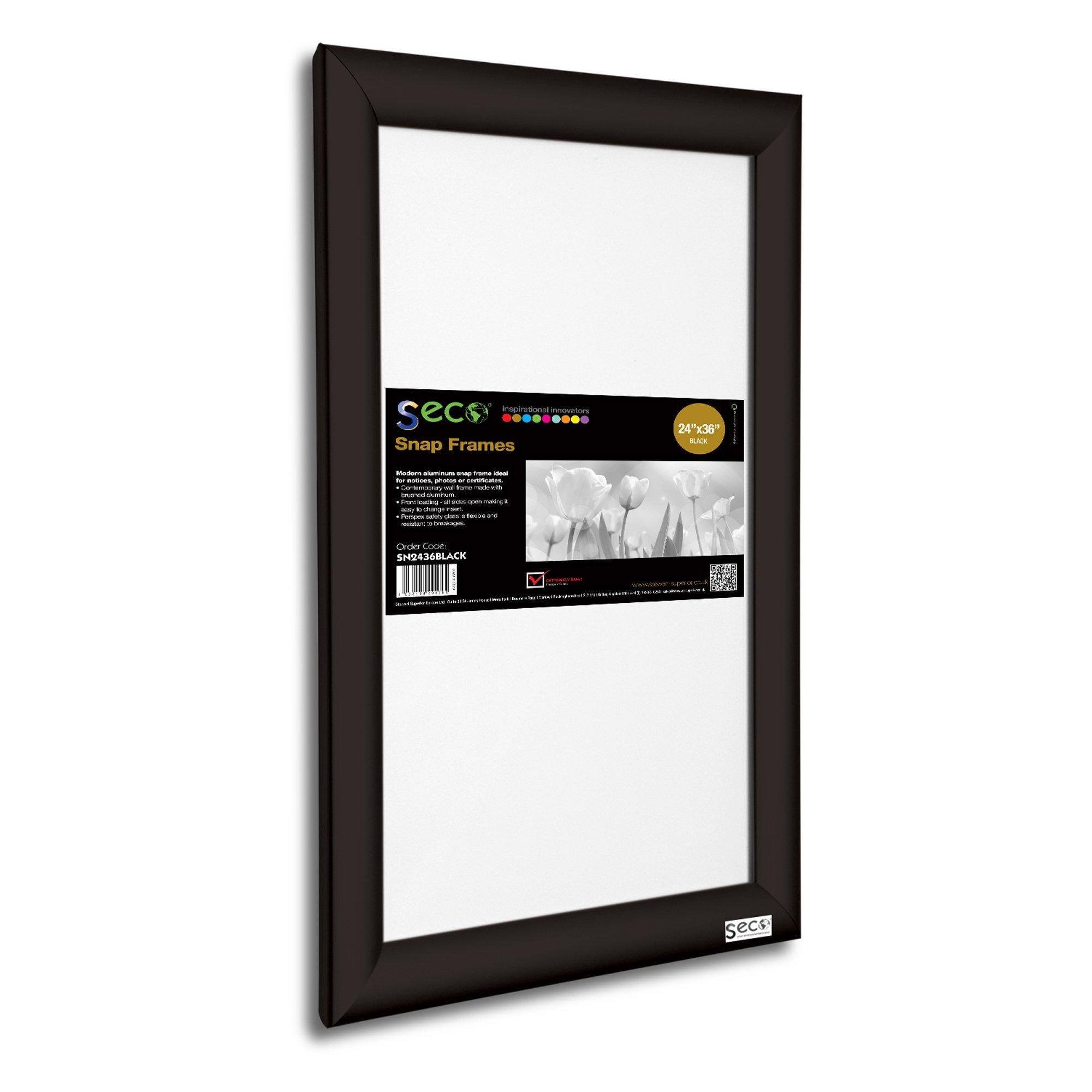 Poster board frames 24x36
