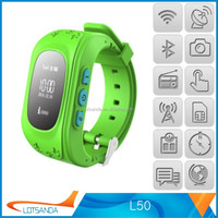 Hot selling emergency gps watch with high quality