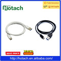 2017 Flat White Type C 3.1 Male to USB 3.0 Fast Charging Cable
