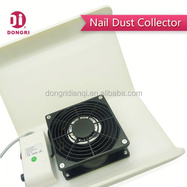 Nail Art Dust Suction Collector