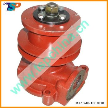 MTZ Tractor part water pump 240-1307010