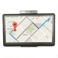 Car Gps Navigator For Car, Car Gps Navigation With Wireless Rearview Camera