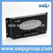 newest dual battery smart SMT series solar charge controller