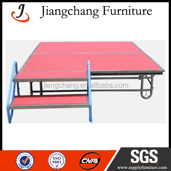 Adjustable Event Mobile <strong>Stage</strong> For Sale Outdoor Concert <strong>Stage</strong> JC-P88