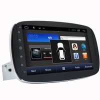 car dvd gps navigation for smart fortwo with DSP quality can connect to DVR support Lossless audio and 1080P media
