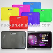 TPU case for samsung galaxy tab 10.1/P7100