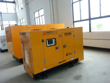 HFO (Heavy Fuel Oil) power system/ Diesel genset