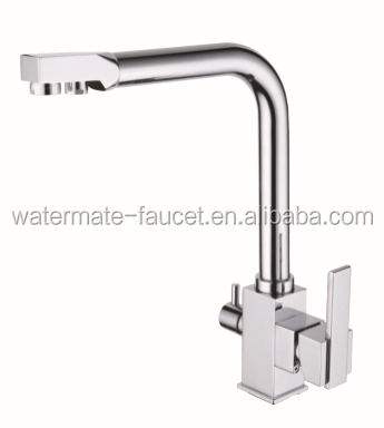 3 way RO kitchen faucet