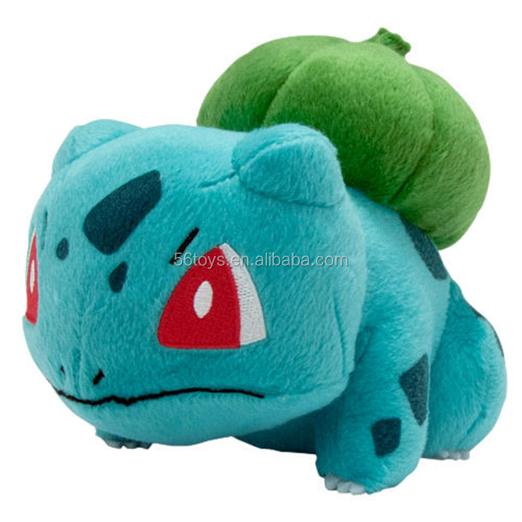 Great quality the bulbasaur plush toy