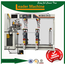 MZB63AS Libya CE certification 3 rows woodworking drilling machines