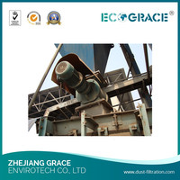 Industrial Waste in Cement Plant Filter, Baghouse Dust Collector