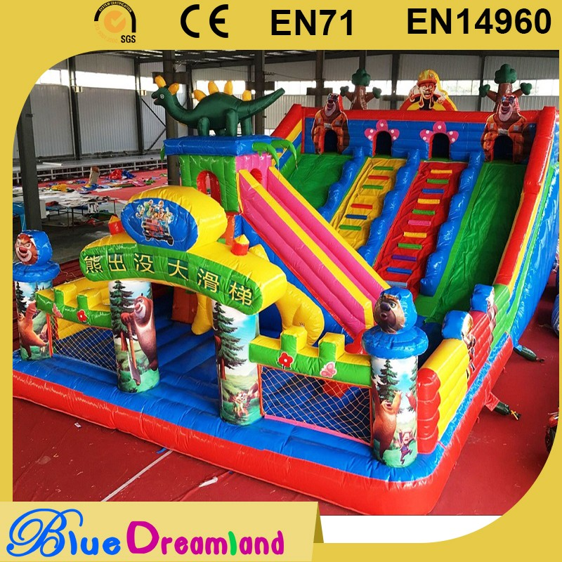 Various shapes commercial inflatable tunnel tent provider