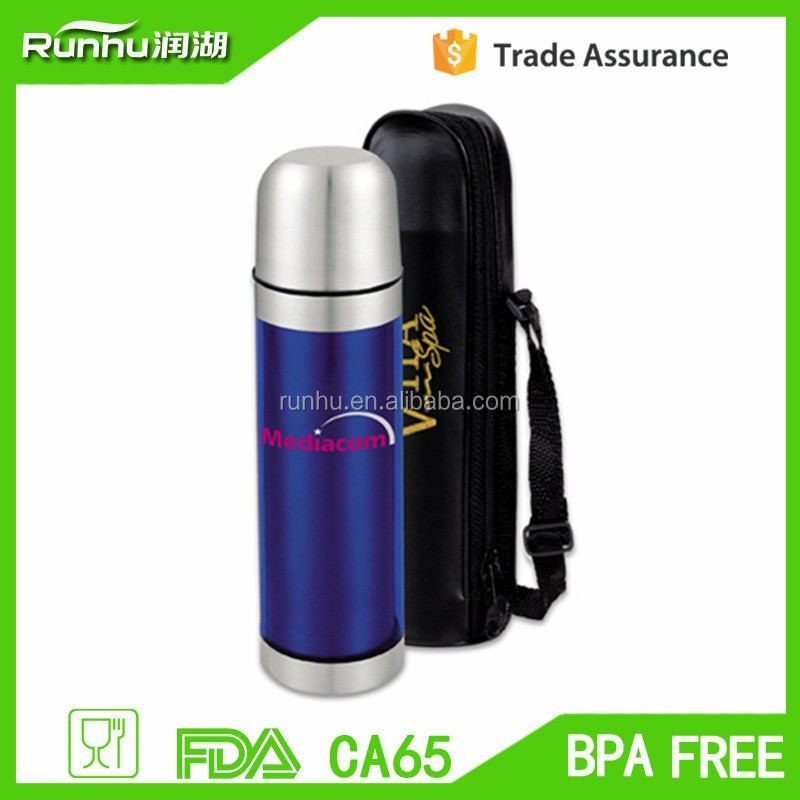 Chinese products souvenir traveling drinking mug set with bag RHSP317-500