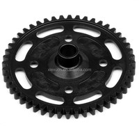 Custom high precision plastic spur gear for robots TS16949