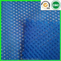power stiff tricot mesh fabric